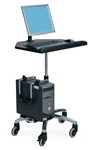 WOW - Workstation-on-Wheels Mobile Workstation